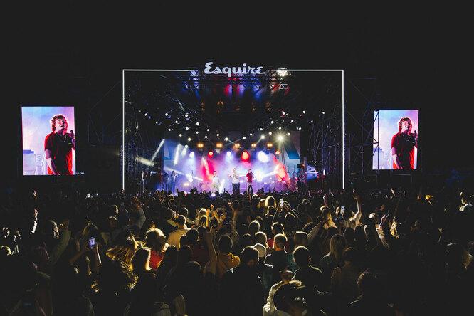 Esquire Weekend 2021: как это было вМоскве