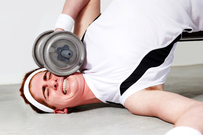 10 самых частых ошибок принаборе мышечной массы