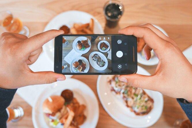 Instagram извинились за«испорченный аппетит»