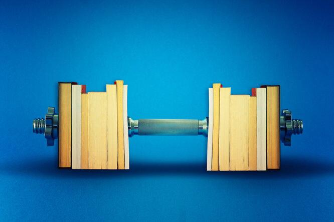 5 книг оспорте ифитнесе, написанных простым идоступным языком
