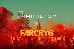 Точность выбора: игроки Far Cry 6 могут рассчитывать начасы Hamilton всвоих виртуальных приключениях