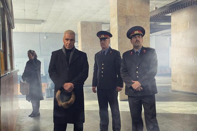 Фронтмен Rammstein Тилль Линдеманн выпустил песню нарусском языке