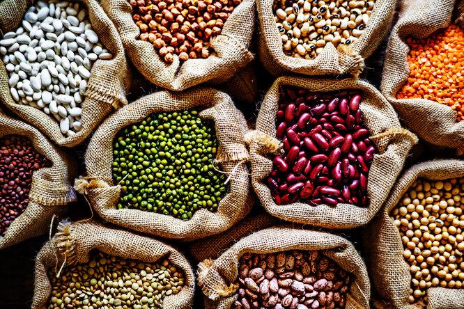 От гороха донута: самые полезные бобовые