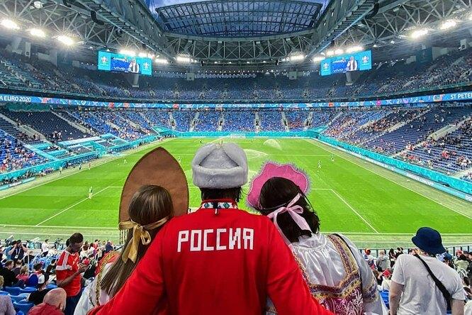 Россия обыграла Финляндию наЕвро-2020