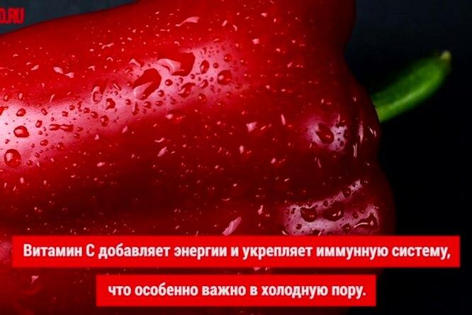 Топ-7  полезных зимних продуктов