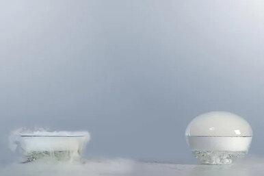 Забавные опыты ссухим льдом