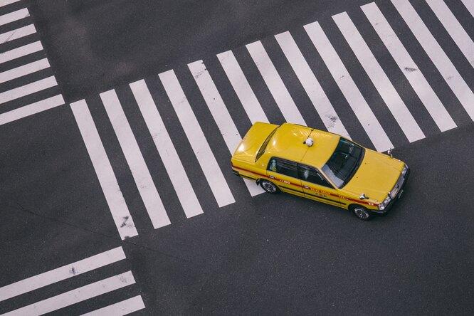 В США запущено бесплатное тестирование беспилотных такси