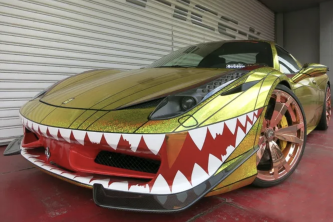 10 примеров дурацкого ибезвкусного автомобильного тюнинга