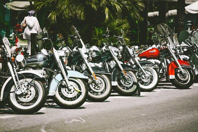 10 потрясающих кастомных мотоциклов