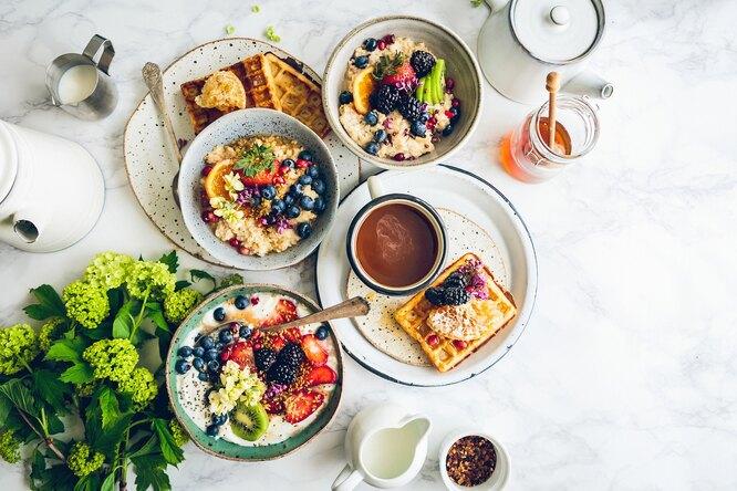 Рецепт идеального фитнес-завтрака: быстро ипросто