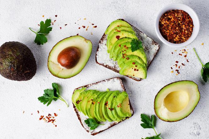 Как авокадо помогает сбросить лишний вес