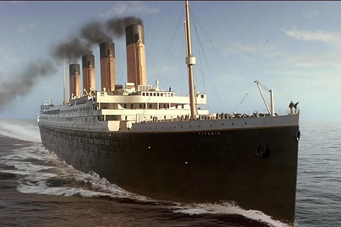 В музее «Титаника» обрушился айсберг — есть пострадавшие