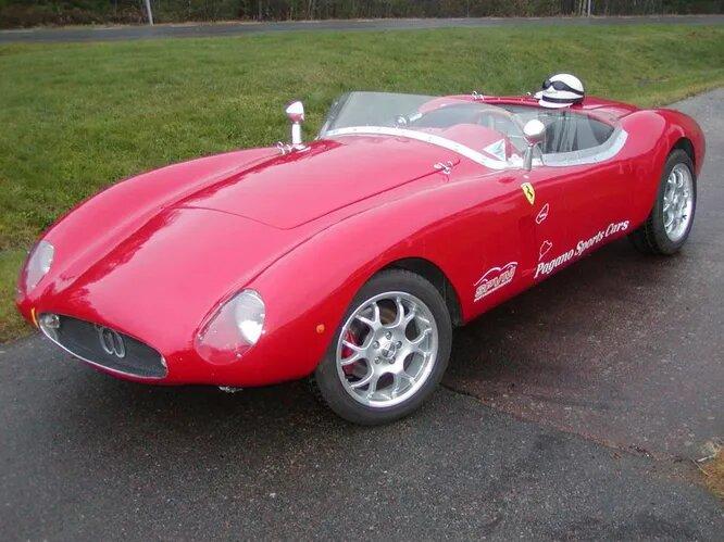 <br />Pagano. И ещё одни мастера кит-каров. Компания основана в 1998 году и делает кит-кар, являющийся точной копией Ferrari 500 Mondial.<br />&nbsp;
