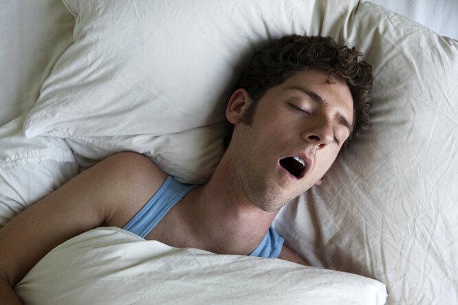 4 способа неумереть отапноэ сна