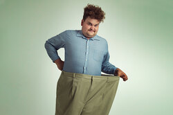 Чем опасно быстрое исильное похудение?