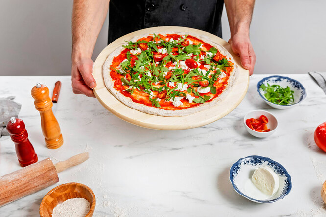 Как приготовить идеальную пиццу?