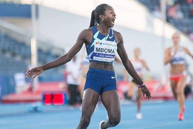 Бегунья сповышенным тестостероном установила новый рекорд наОлимпиаде вТокио