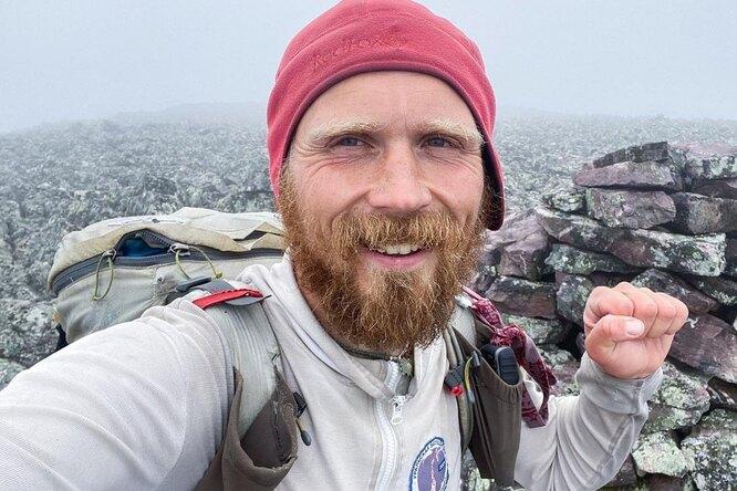 Россиянин впервые вистории прошел Уральские горы пешком