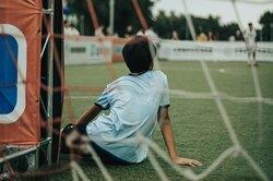 В девятилетнего футболиста попала молния во время матча