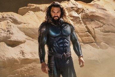 «Я стареющий супергерой»: Джейсон Момоа рассказал отравмах, полученных насъемках «Аквамена 2»