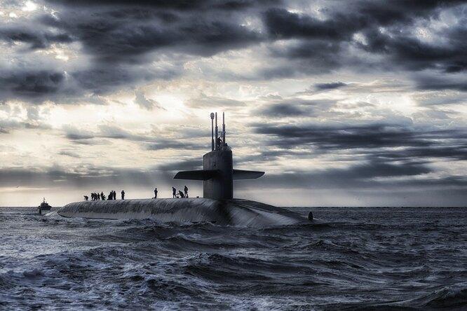 Как выглядит двигатель немецкой субмарины времен Второй мировой