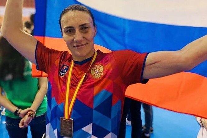 Российская спортсменка завоевала бронзовую медаль вбоксе наОлимпиаде вТокио