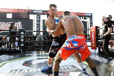 Hardcore Fighting Championship провел серию турниров сучастием сильнейших бойцов