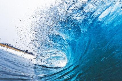 Высочайшая волна вистории человечества: каким было грозное цунами