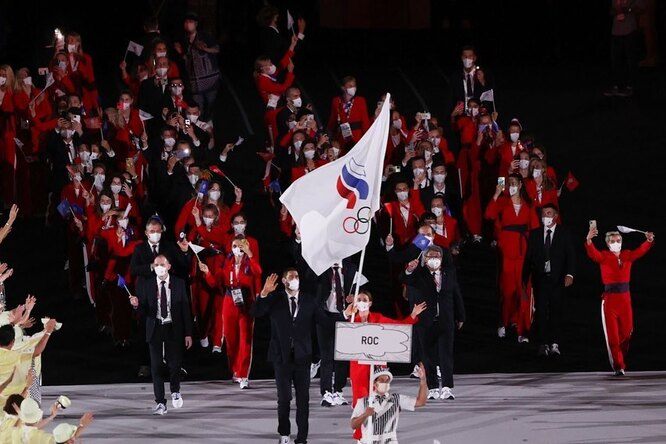 Россия установила национальный рекорд помедалям впервую неделю Олимпиады