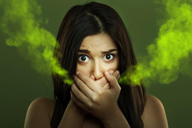 6 болезней, вызывающих плохой запах изо рта