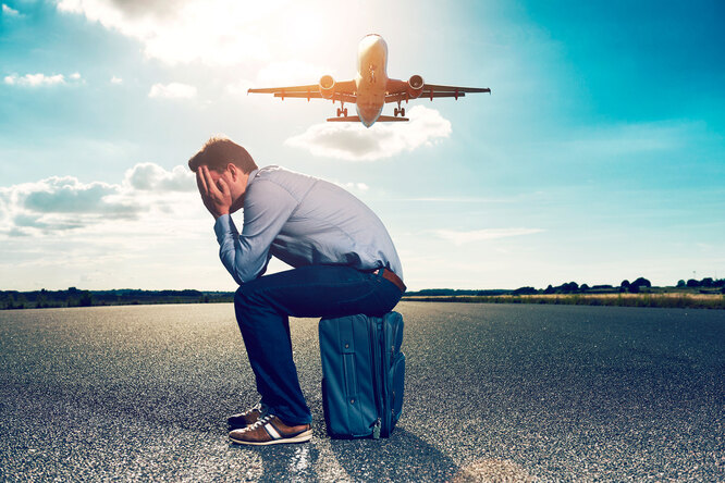Как победить аэрофобию: 6 советов тем, кто панически боится летать