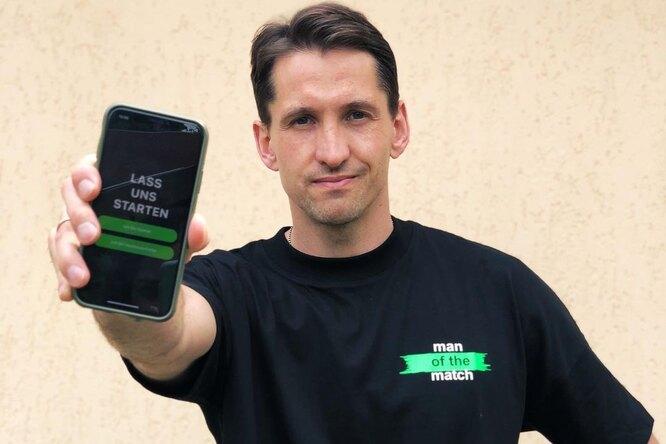 Бывший вратарь сборной Германии создал «тиндер дляфутболистов»