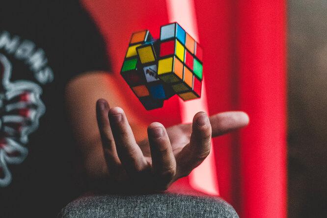 Очевидное – невероятное: робот собирает кубик Рубика за0,38 секунды