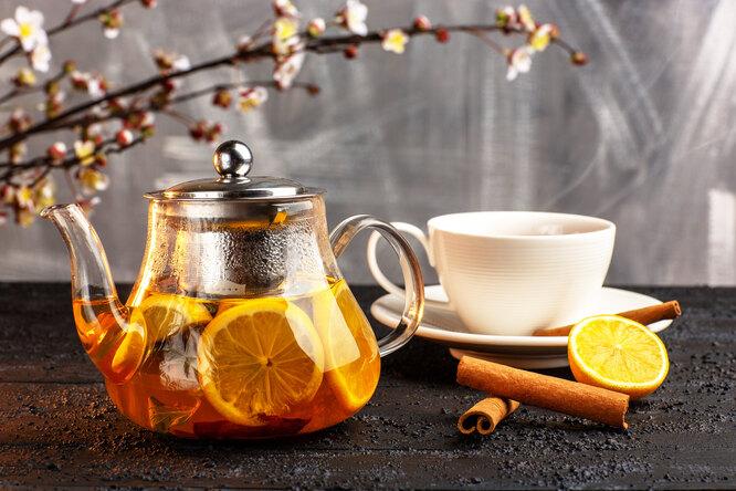Как сделать чай еще полезнее ивкуснее