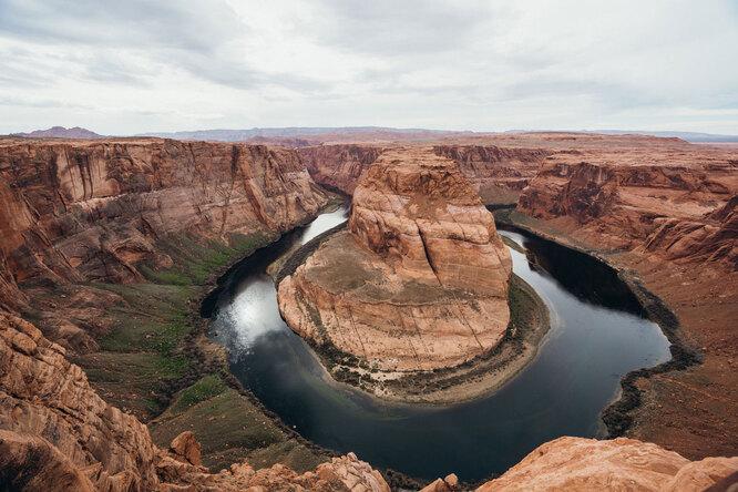 Геологические слои хранят миллионы лет «исчезнувшей» истории