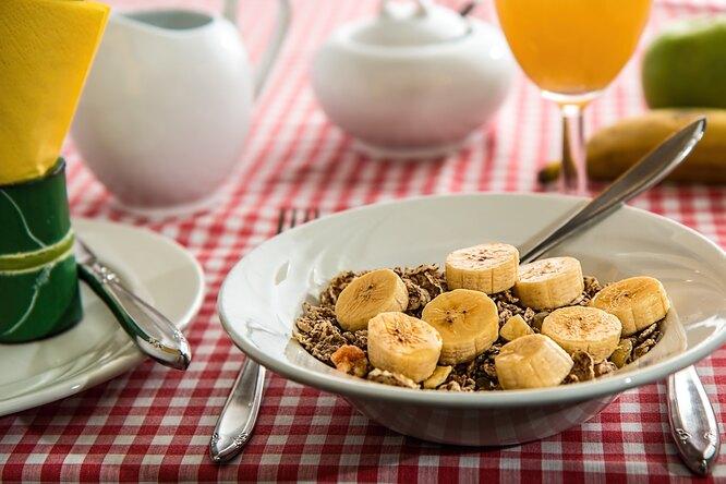 5 отличных продуктов длязавтрака передутренней пробежкой