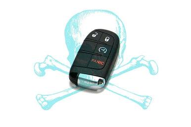 Бесключевой доступ вавтомобиль: плюсы иминусы