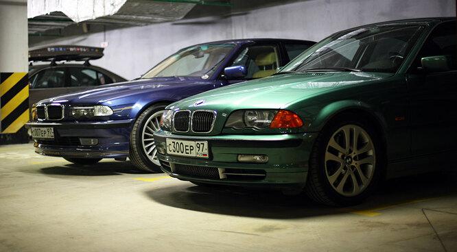 Автомобили BMW из автоколлекции Филиппа Ильина-Адаева. Фото: Сергей ДомущийФото: Сергей Домущий