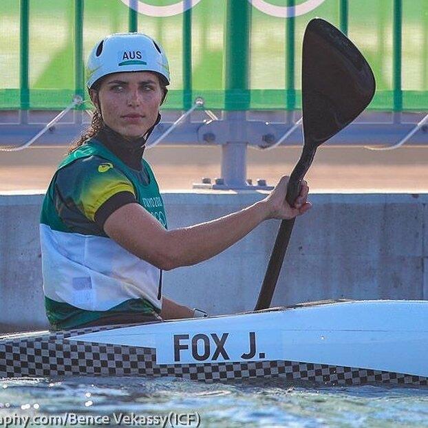 Презерватив помог австралийке выиграть бронзовую медаль вслаломе набайдарках