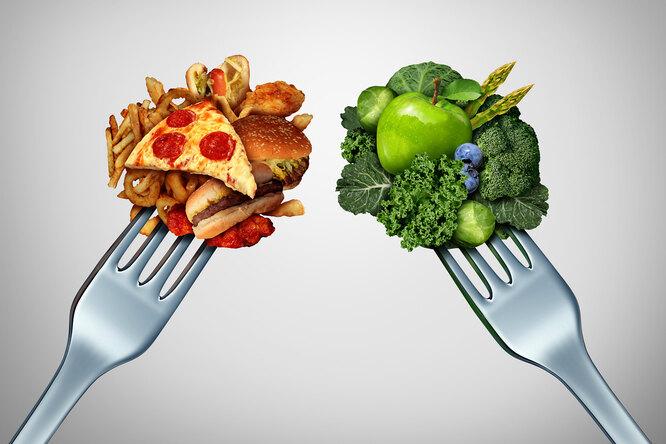 Существуют ли продукты сотрицательной калорийностью?