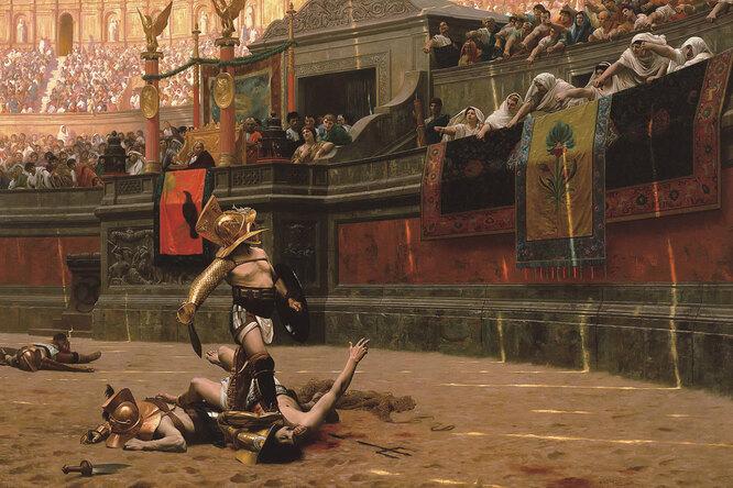 10 фактов оримских гладиаторах, которые вы скорее всего незнали