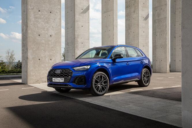 Драйв потвоим правилам: обновленный Audi Q5 доступен вAudi Drive
