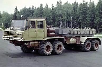 КрАЗ: знаковые автомобили Кременчугского завода