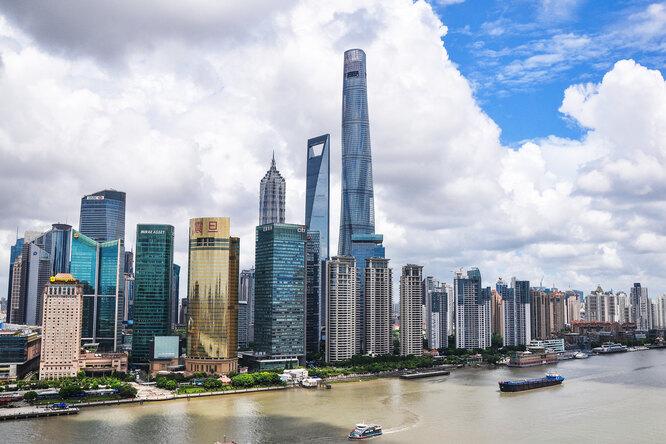 Почему небоскребы непадают: хитроумная конструкция