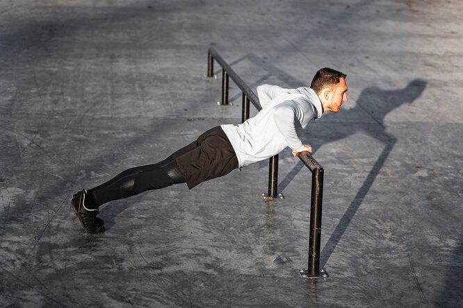 Тренировки ссобственным весом: заслуживают ли они внимания?