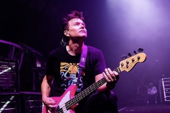 Фронтмен Blink-182 Марк Хоппус заявил, что унего нашли рак