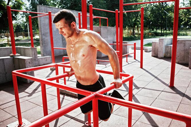 Чем полезны силовые тренировки дляпохудения: три причины упражняться надиете