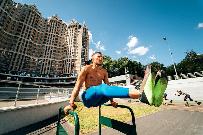 Как составить программу силовых тренировок: full body исплиты