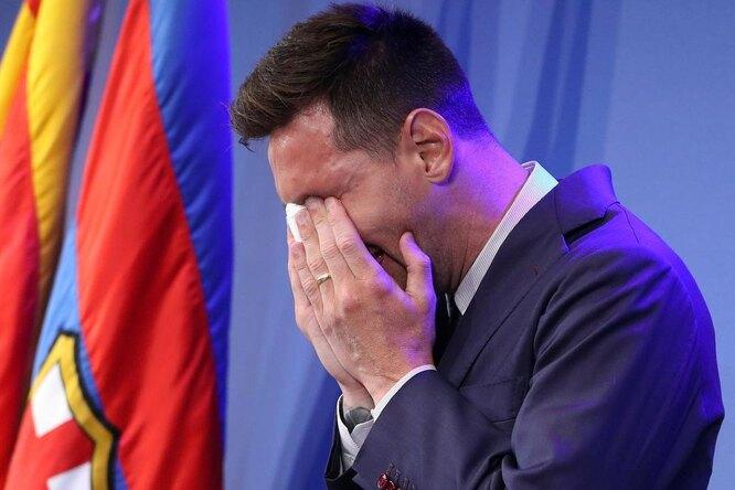 Салфетку со слезами Месси выставили нааукцион за$1 миллион