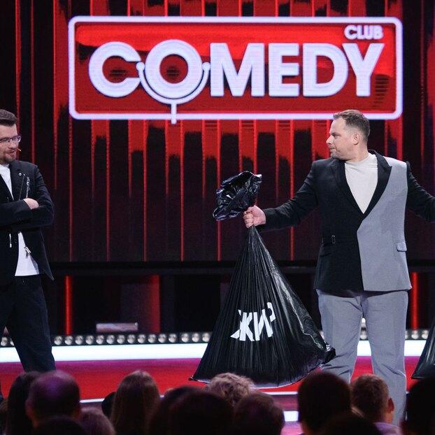 В новом сезоне Comedy Club Гарика Харламова больше невидно изкосмоса